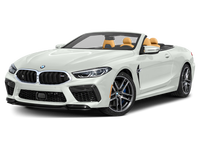 2022 BMW M8 Cabriolet  Competition