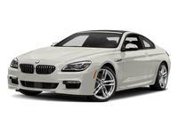 2017 BMW 6 Series 2dr Cpe AWD 650i xDrive
