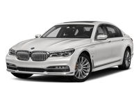 2017 BMW 7 Series 4dr Sdn AWD 740Le xDrive