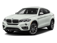 2017 BMW X6 AWD 4dr xDrive35i