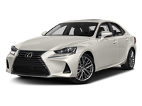 2017 Lexus IS 4dr Sdn