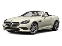 2017 Mercedes-Benz SLC 2dr Roadster SLC 300