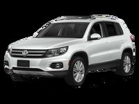 2017 Volkswagen Tiguan 2WD 4dr Trendline