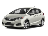 2018 Honda Fit Manual DX