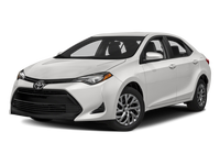 2018 Toyota Corolla Manual CE