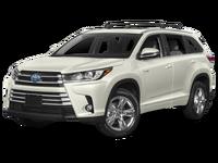 2019 Toyota Highlander Hybrid AWD XLE