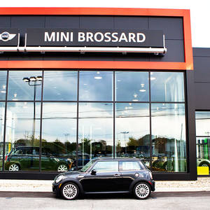 Concessionnaire MINI Brossard - MINI dealership Brossard