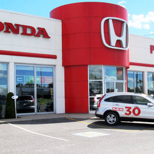 Concessionnaire Honda à Brossard - Honda dealership in Brossard