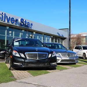 Car dealerships montreal brossard la prairie sainte for Silver star mercedes benz montreal